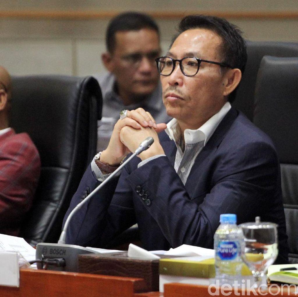 Pimpinan Komisi III F-PDIP Bela Jokowi soal RKUHP: Presiden Paham Aturan
