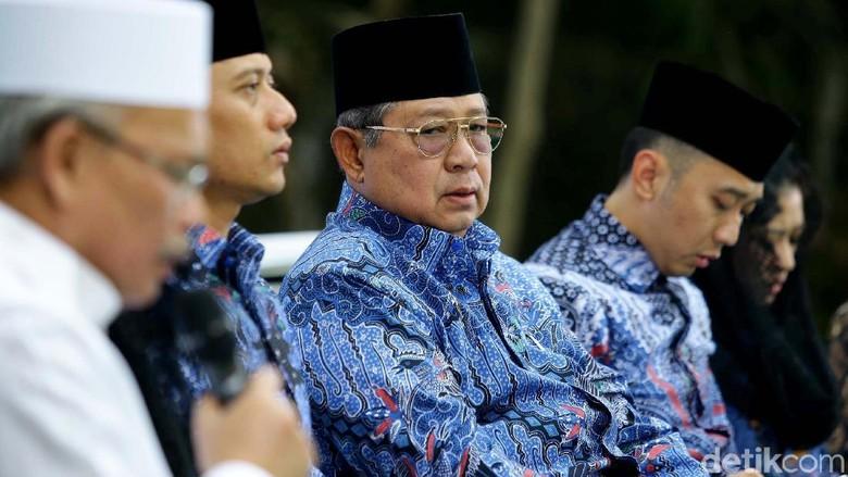 Pidato Kontemplasi, SBY Cerita Rayakan Ultah Ke-70 Tanpa Ani Yudhoyono