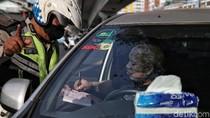 PSBB Jakarta, Penumpang Mobil Pribadi Dibatasi 50%