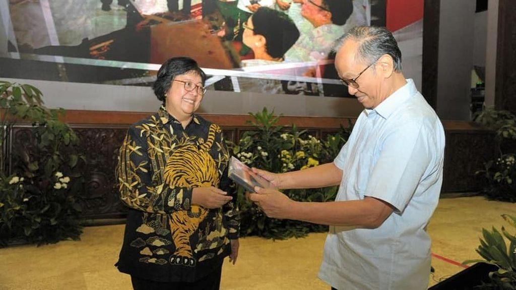 Aksi-aksi Korektif Siti Nurbaya di Bidang Lingkungan & Kehutanan
