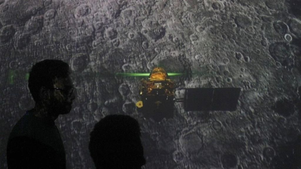 Tetap Penuh Ambisi, India Kini Ingin Kirim Manusia ke Bulan