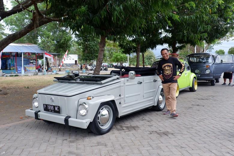 VW Safari. Foto: Ardian Fanani