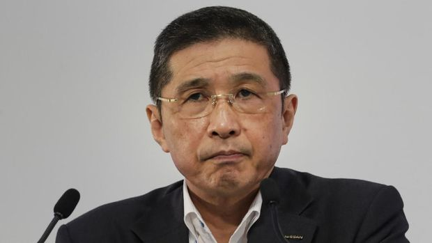 CEO Nissan Jepang, Hiroto Saikawa.