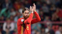 Ramos Tak Tutup Kemungkinan Bela Spanyol di Olimpiade 2020