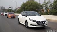 Nissan Soal BBN-KB Gratis di Jakarta, Percepat Orang Beli Mobil Listrik?