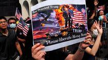Protes Terus Berlanjut, Jumlah Kunjungan ke Hong Kong Anjlok 40 Persen