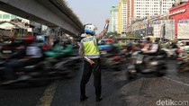 Dishub DKI: Perluasan Ganjil Genap Hari Pertama Perbaiki Kualitas Udara
