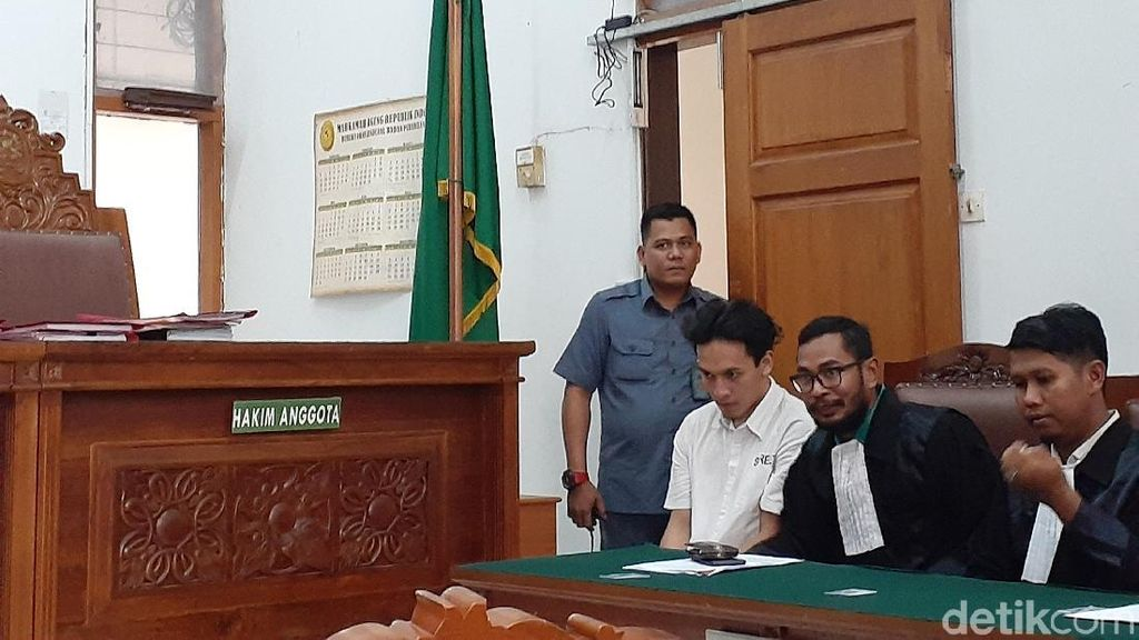 Sidang Dakwaan, Jaksa Sebut Jefri Nichol Pakai Ganja agar Tidur Nyenyak