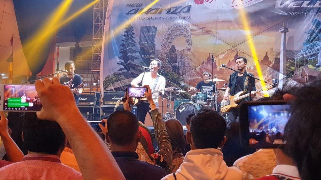 Aksi Drive Pukau Pengunjung Festival Avanza-Veloz Sebangsa