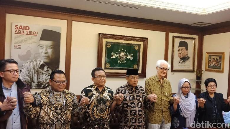 Bareng Tokoh Bangsa Lintas Agama, PBNU Deklarasi Papua Damai