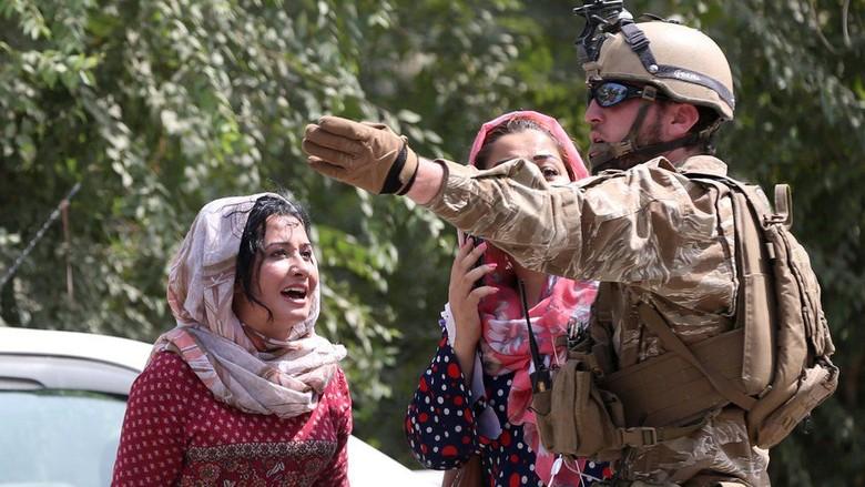Trump Batalkan Pertemuan Rahasia dan Perundingan Damai dengan Taliban