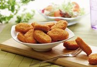 Resep nugget ayam untuk si kecil.