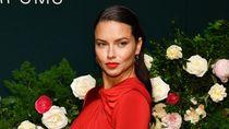 Adriana Lima Pamer Wajah Bening Tanpa Makeup, Harga Skin Care-nya Rp 6 Jutaan