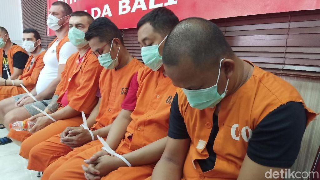 Germo Prostitusi Online Ditangkap di Bali