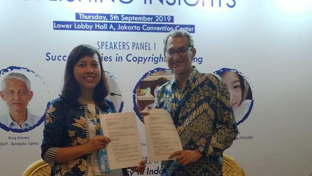 8 Buku Karya Penulis Indonesia Terjual ke Penerbit Asing