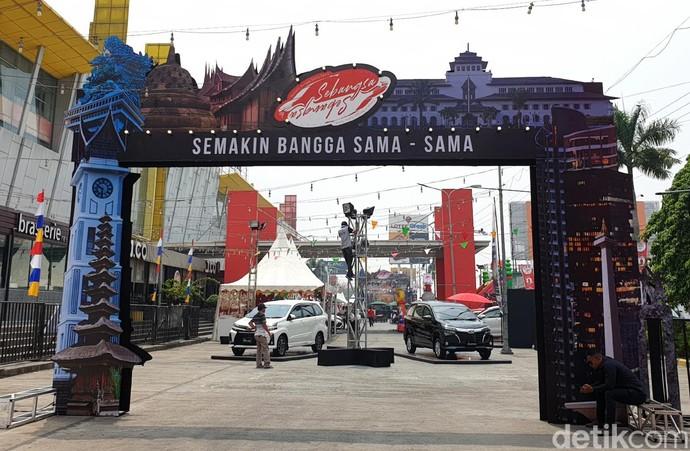 Pesta Penggemar Avanza Veloz Palembang