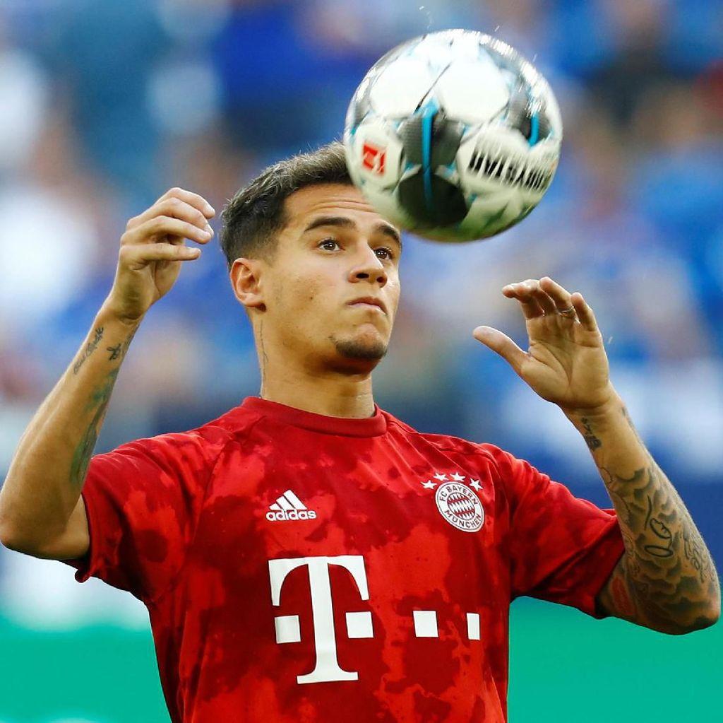 Coutinho: Bayern Lebih Kekeluargaan Dibanding Barcelona dan Liverpool
