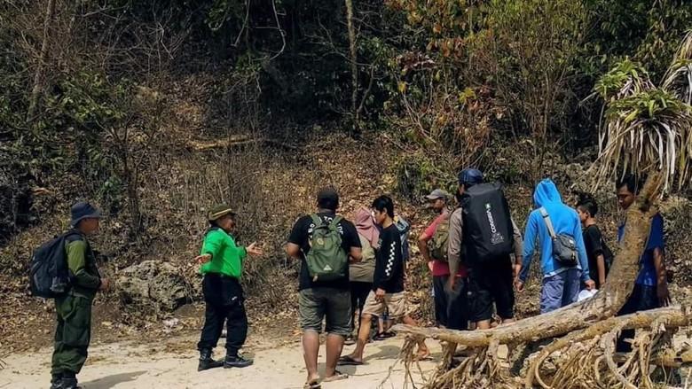 Masih Ada Wisatawan Nekat ke Pulau Sempu Meski Sudah Jadi Cagar Alam