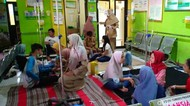 Karyawan Pabrik Boneka Keracunan, Polisi Sita Sayur Nangka