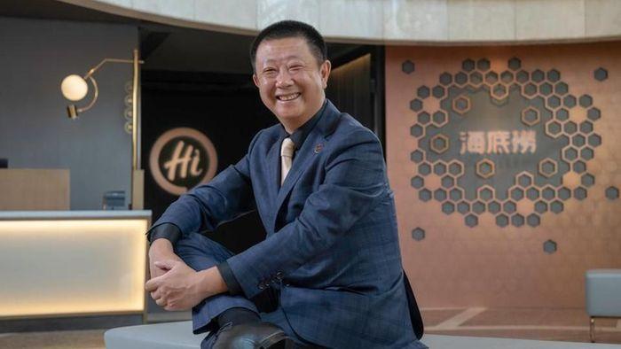 Zhang Yong. Foto: Dok. Forbes