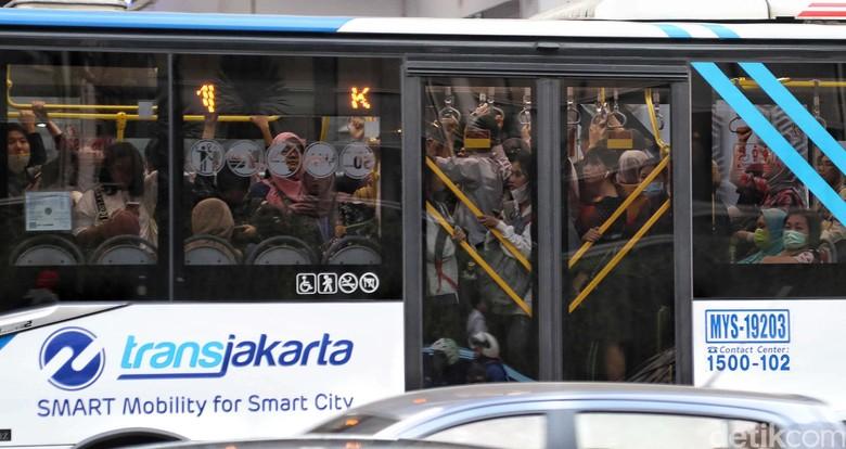 TransJakarta. Foto: Pradita Utama