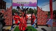 Potret Festival Indonesia di Washington DC