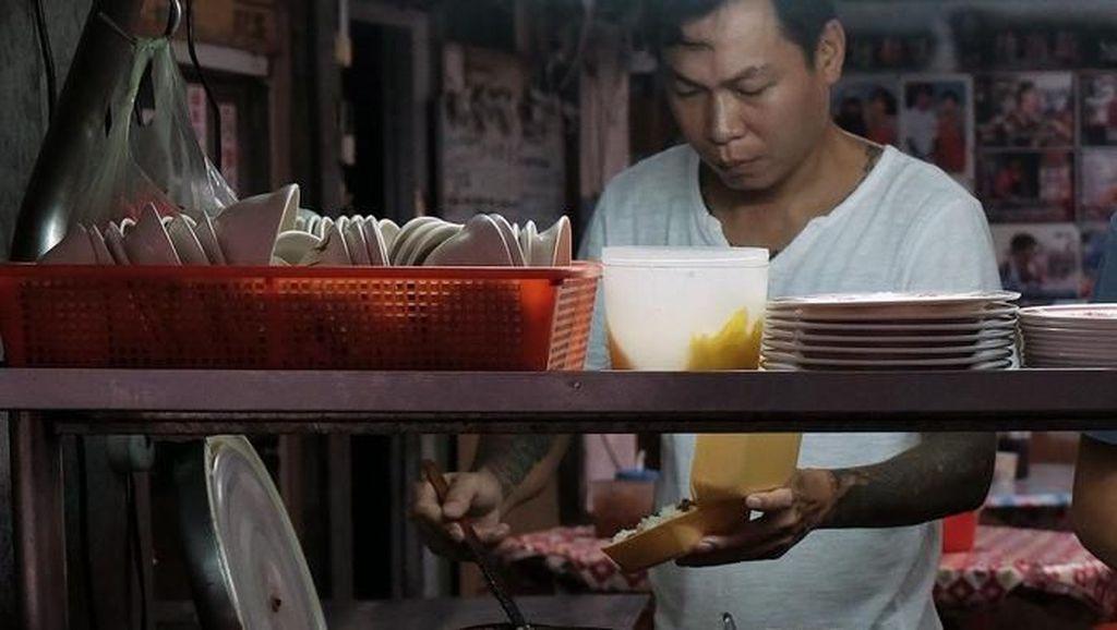 5 Mantan Anggota Mafia Ini Alih Profesi Jadi Chef Handal
