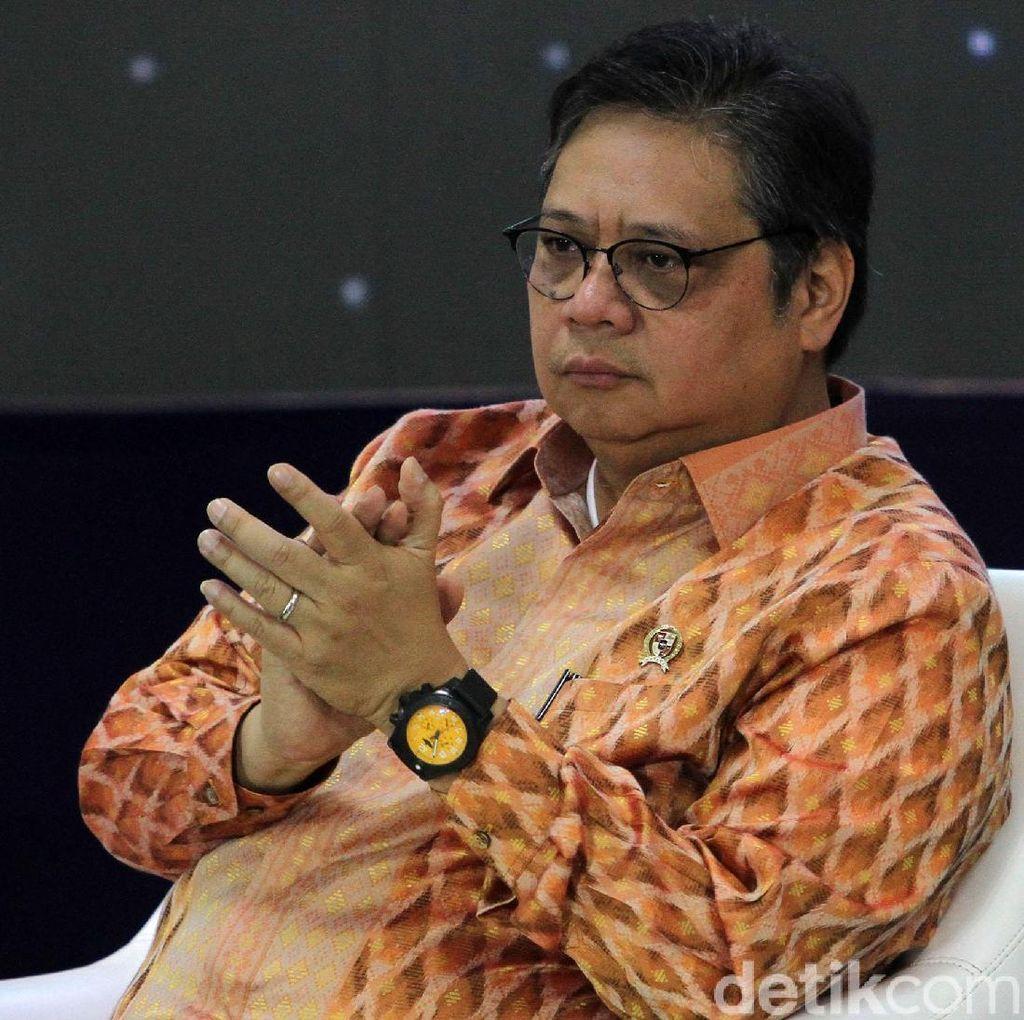Golkar Harap Airlangga dan Agus Gumiwang Tetap Jadi Menteri Jokowi