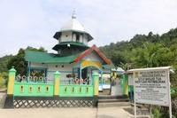 Masjid Patimburak berada Kampung Patimburak, Distrik Kokas, Kabupaten Fakfak, Papua Barat (Hari Suroto/Balai Arkeologi Papua/Istimewa)