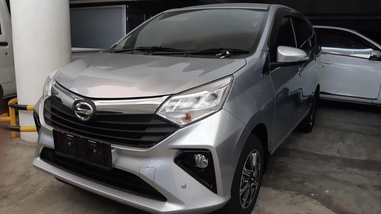 Daihatsu Sigra facelift. Foto: Ridwan Arifin