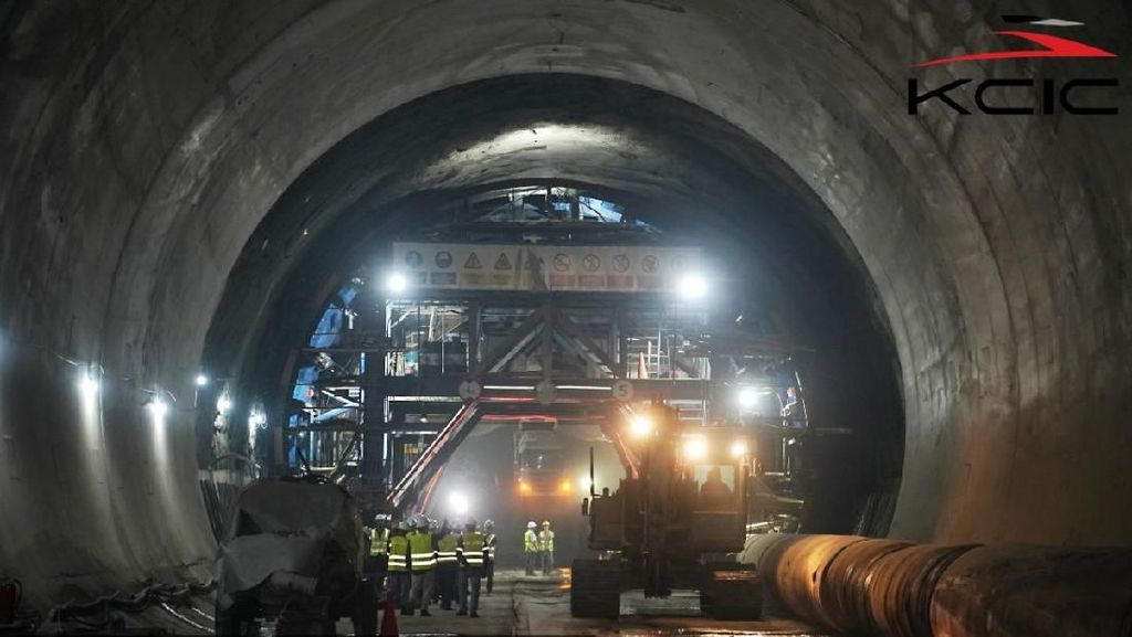 Proyek Kereta Cepat Digarap Bareng China, KCIC Waspada Virus Corona