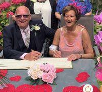 Pernikahan Erica dan Bobby
