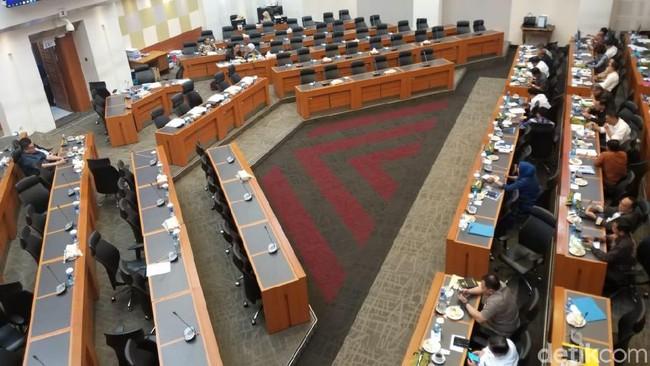 DPR Minta Tambahan Anggaran Rp 833 Miliar, Buat Apa?