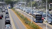 PKS Setuju Angka Kemacetan DKI Turun: Transportasi Umum Sudah Integrasi