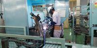 Pabrik Honda di Cikarang