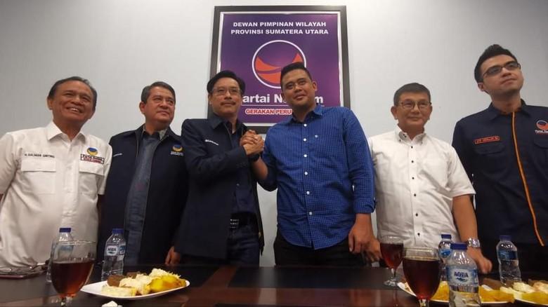 Masuk Radar di Pilwakot Medan, Bobby Nasution Serahkan ke Parpol
