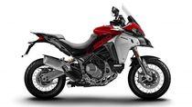 Ducati Multistrada dengan Mesin V4, Sadis!