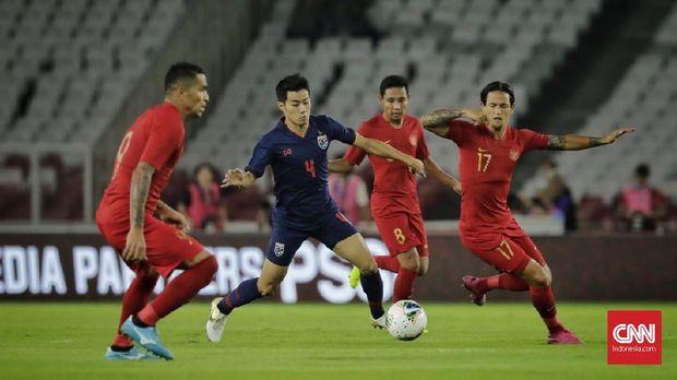 Timnas Indonesia akan menjamu Vietnam di Bali.