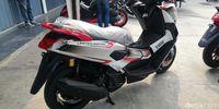 Yamaha Nmax Limited Edition Cuma Ada Diler Ini