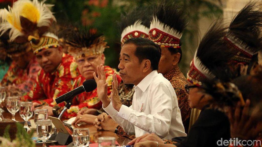 Jokowi Mau Bangun Istana di Papua, Dirjen PUPR: Saya Baru Dengar