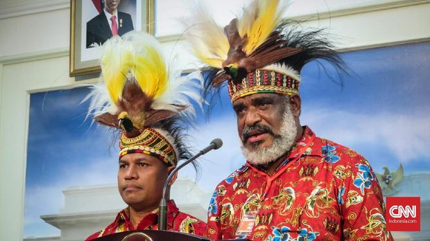 Walhi Kritik Tuntutan 61 Tokoh Papua Kepada Jokowi