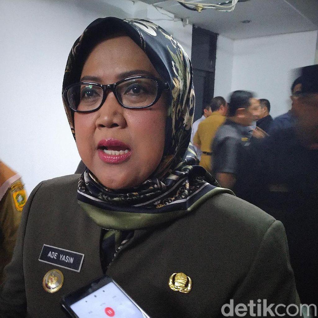 Bupati Bogor Gelisah Wilayahnya Diserang Sampah
