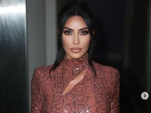 Pakaian Dalam Kim Kardashian Terjual Rp 28 Miliar Hanya dalam Hitungan Menit