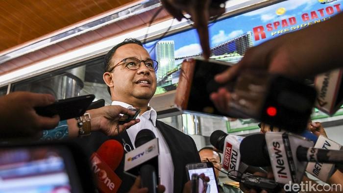 Gubernur DKI Jakarta Anies Baswedan (Foto: Antara Foto)