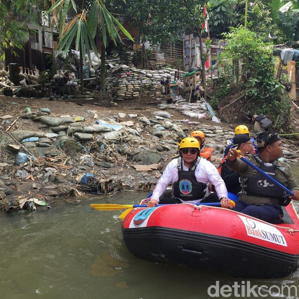 Gubernur Edy: Apapun Alasannya, Masalah Banjir di Sumut Selesai 2022