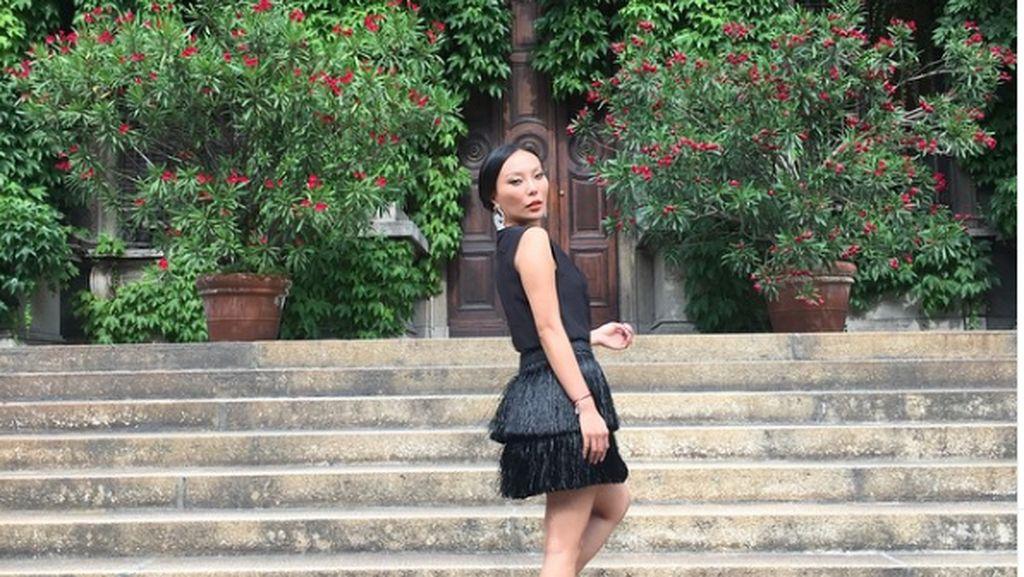 Foto: Liburannya Ratu Perhiasan dari China, Wan Baobao