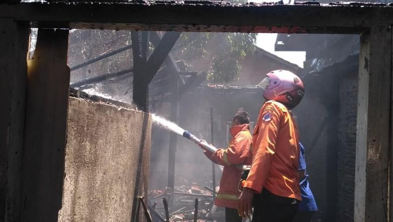Kebakaran Rumah di Grobogan, Pria Penderita Stroke Tewas Terbakar