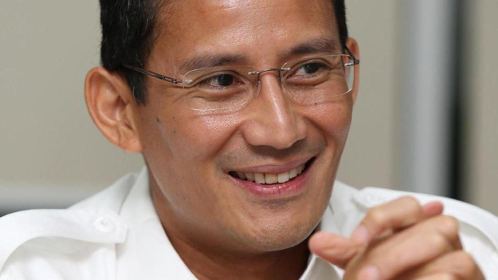 Dahnil Sebut Sandiaga akan Jadi Mentor Jago Gerindra di Pilkada 2020
