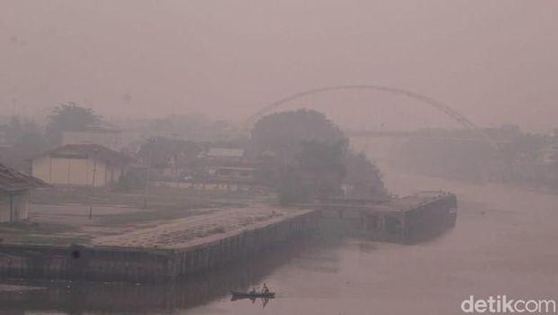 Lagi, Malaysia & Negara Ini Terkena Imbas Kebakaran Hutan RI