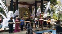 HUT Gong Perdamaian Dunia di Ciamis Jadi Daya Tarik Wisatawan